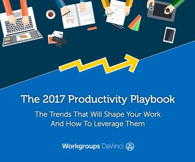 productivity playbook